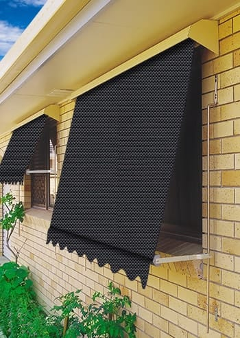Buy Automatic Outdoor Awnings online from Half Price Blinds