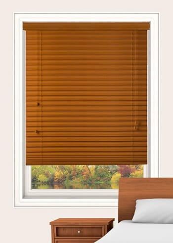 Golden Bamboo Bamboo Venetian Blinds