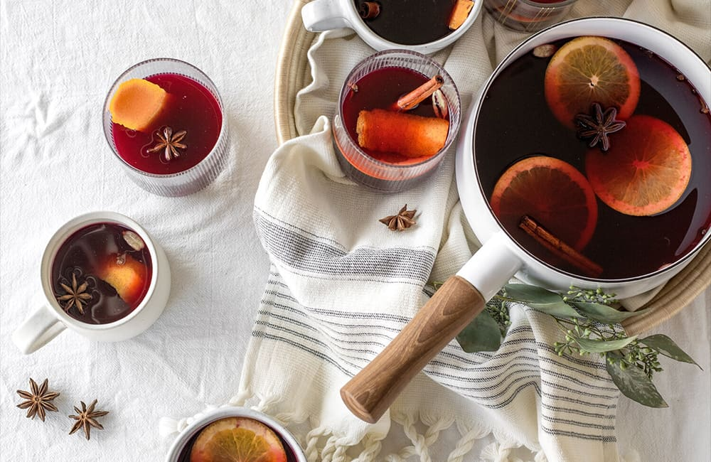 On the Stove: Harvey's Simple Mulled Wine Recipe