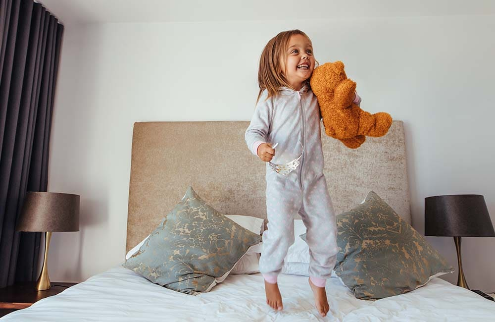 Kids waking up too early? Here's how to get some relief