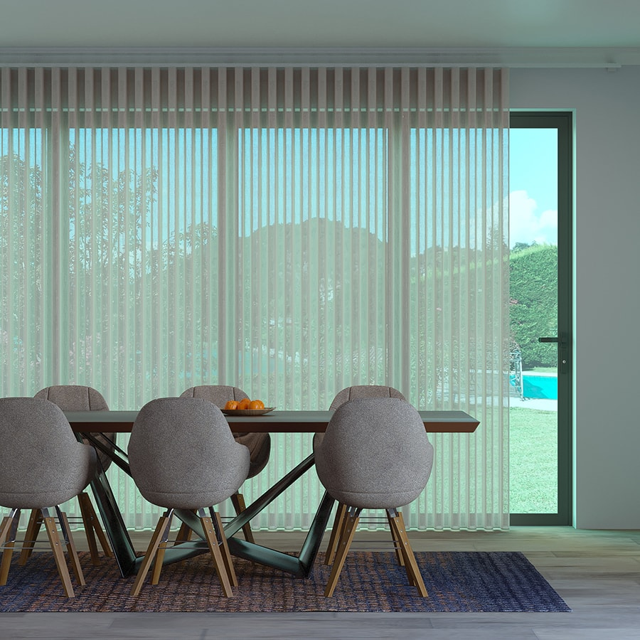 Haze Martinique Sheer Curtains
