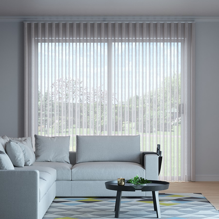 Merno Martinique Sheer Curtains