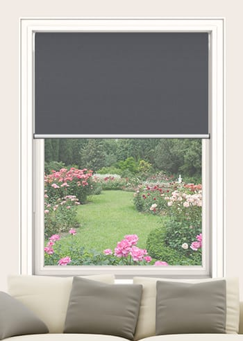 Ironstone Elite Blockout Double Roller Blinds