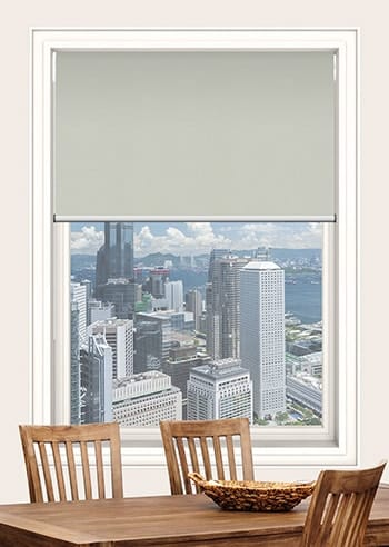 Olive Elite Blockout Double Roller Blinds