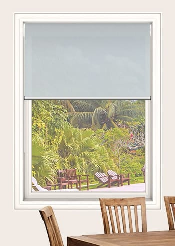 Mineral Madrid Translucent Double Roller Blinds