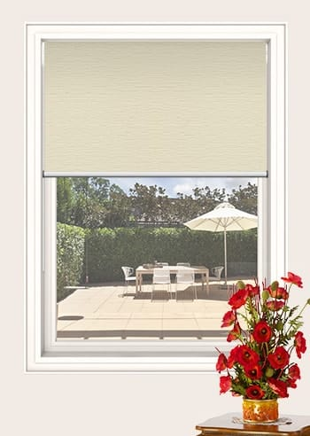 Pearl Monte Carlo Blockout Double Roller Blinds