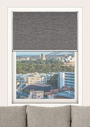 Tussock Quebec Blockout Double Roller Blinds