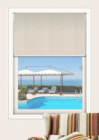Pebble Santini Blockout Double Roller Blinds