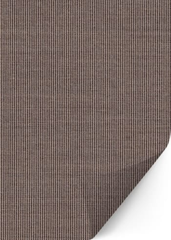 113 Brown Tweed Docril Blockout Folding Arm Awnings