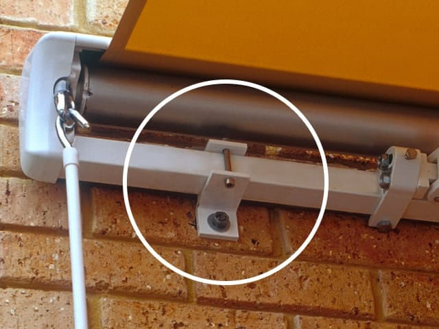 Folding Arm Awnings Standard Bracket