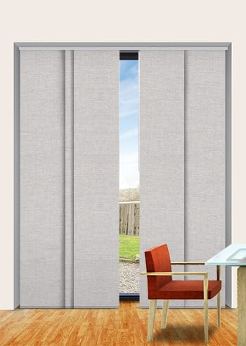 Mist Cai Blockout Panel Glide Blinds