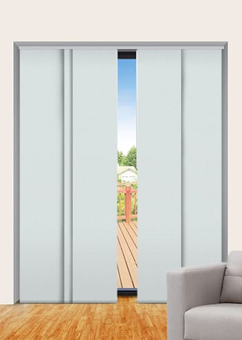 Cactus Elite Blockout Panel Glide Blinds