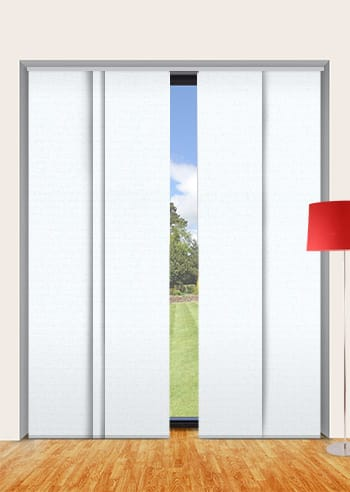 Ice Elite Blockout Panel Glide Blinds