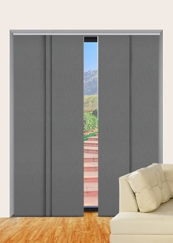 Fossil Madrid Blockout Panel Glide Blinds