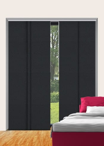Lava Madrid Blockout Panel Glide Blinds