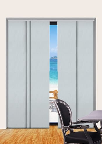 Mineral Madrid Blockout Panel Glide Blinds