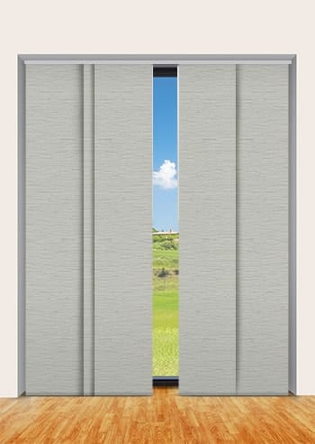 Platinum Monte Carlo Blockout Panel Glide Blinds