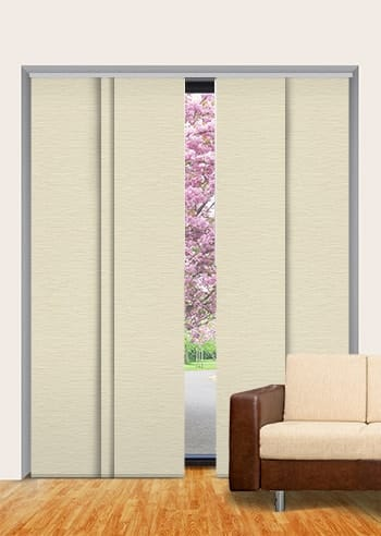Sesame Monte Carlo Blockout Panel Glide Blinds