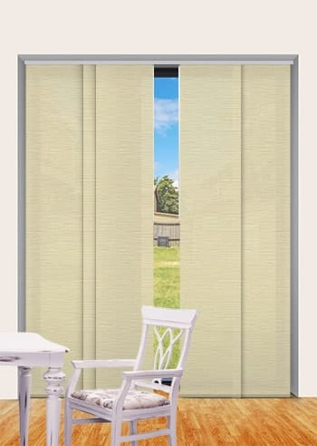 Sesame Monte Carlo Translucent Panel Glide Blinds