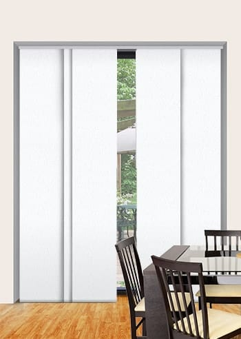 Alabaster Paris Blockout Panel Glide Blinds