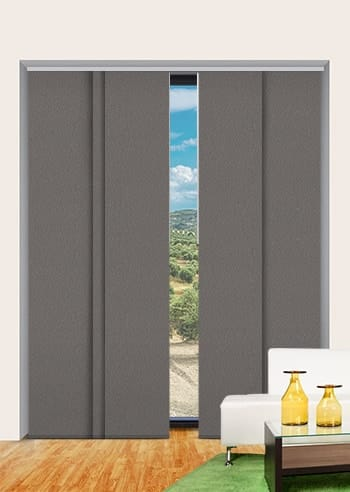 Masala Paris Blockout Panel Glide Blinds