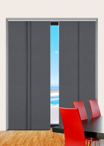 Pravada Paris Blockout Panel Glide Blinds