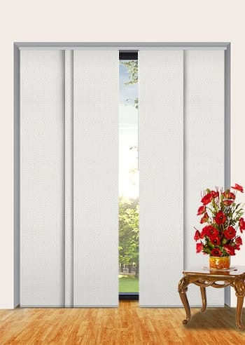 Silk Santini Blockout Panel Glide Blinds