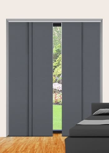 Flint Seville Blockout Panel Glide Blinds