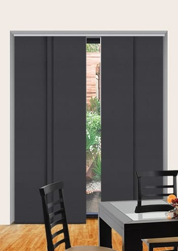 Night Seville Blockout Panel Glide Blinds