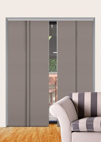 Pita St Clair Dimout Panel Glide Blinds