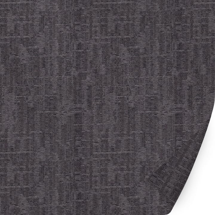 Corfu Translucent Charcoal pattern