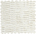 Roller Blinds Corfu Translucent Marshmallow sample