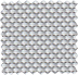 Roller Blinds Mesh Sunscreen Grey sample