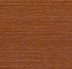 Cedar Venetian Blinds Standard Medium Red sample