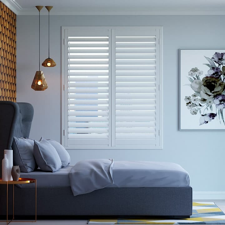 Sturdy Aluminium Plantation Shutters At A Very Low Price