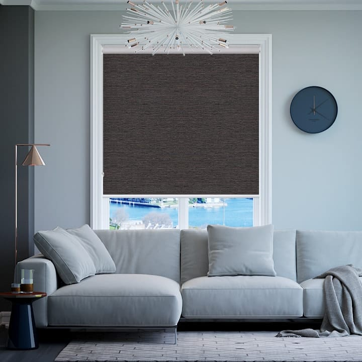 Bourneville Balmoral Blockout Roller Blinds