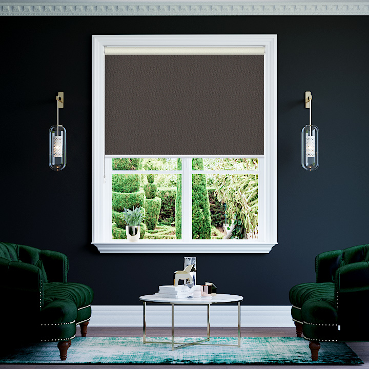 Grove Bondi Blockout Roller Blinds