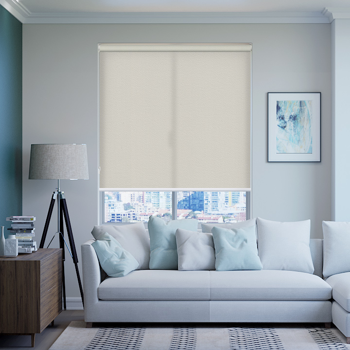 Fennel Bondi Translucent Roller Blinds