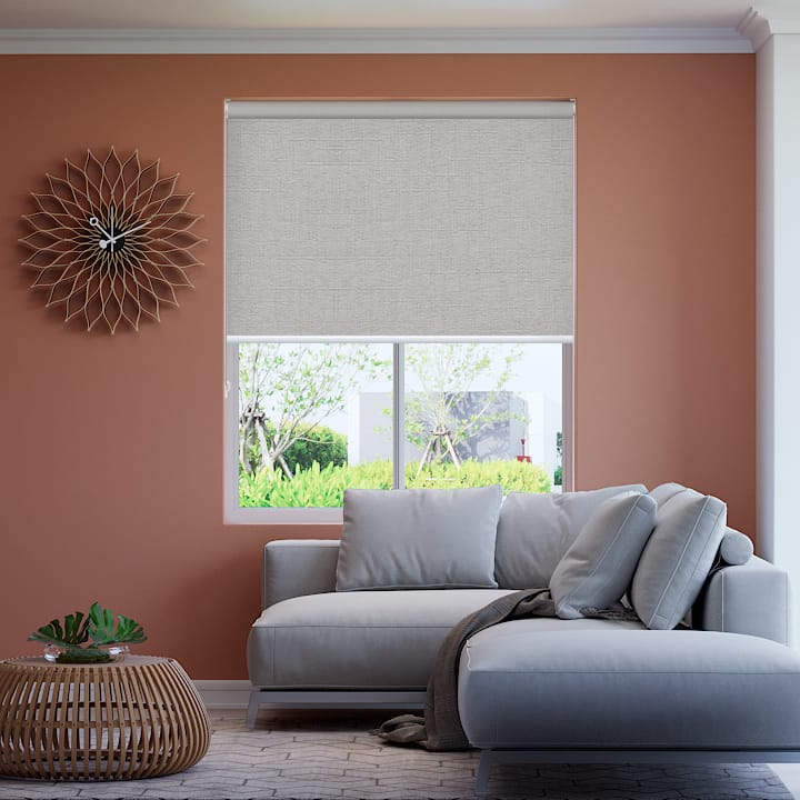 Mist Cai Blockout Roller Blinds
