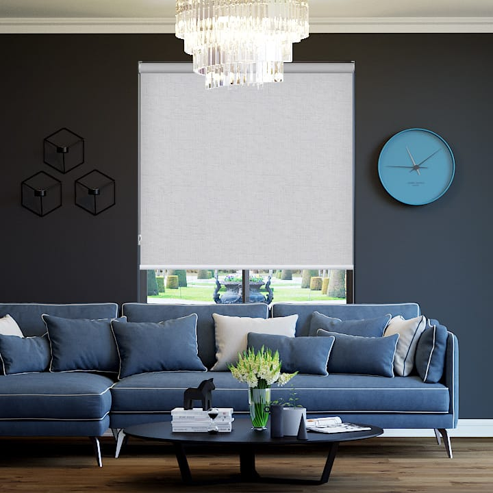 Oyster Cai Blockout Roller Blinds