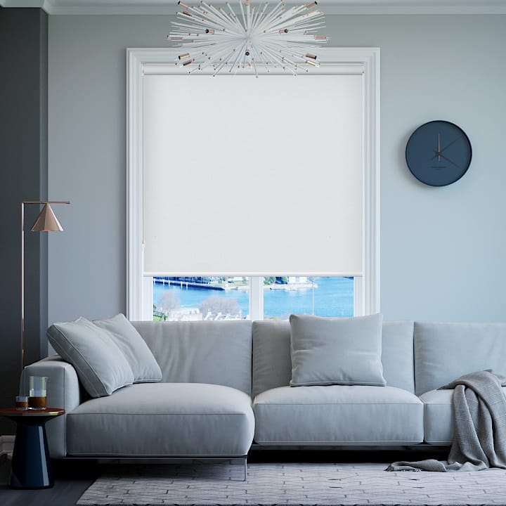 Dove Elite Blockout Roller Blinds