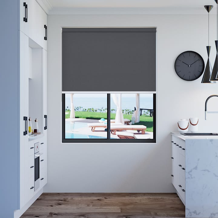 Ironstone Elite Blockout Roller Blinds
