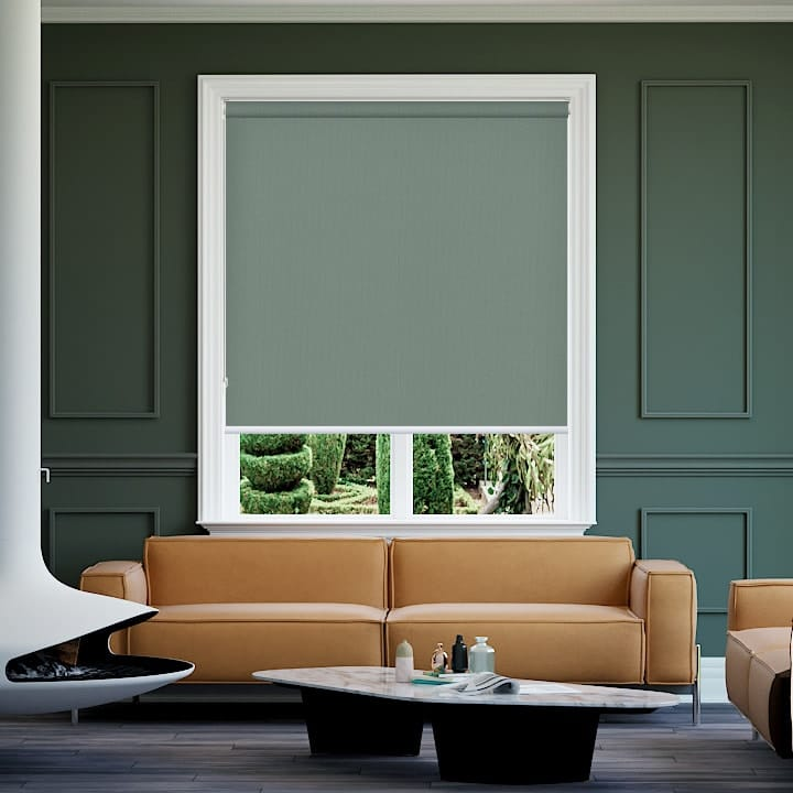 Seagreen Elite Blockout Roller Blinds