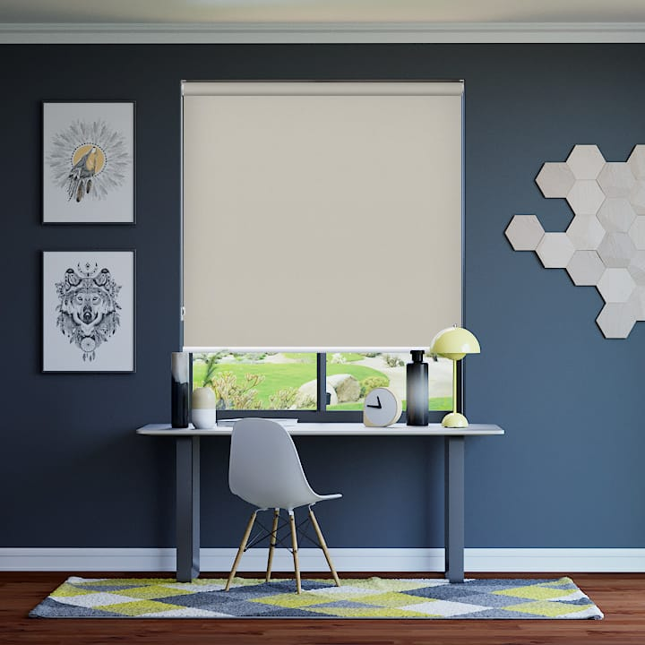 Whisper Elite Blockout Roller Blinds
