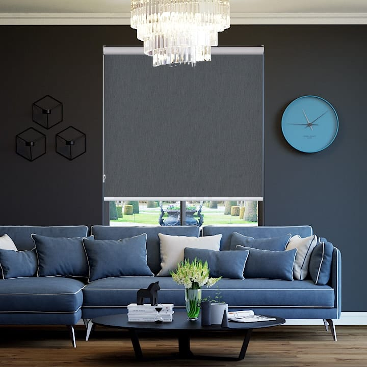 Baltic Madrid Blockout Roller Blinds