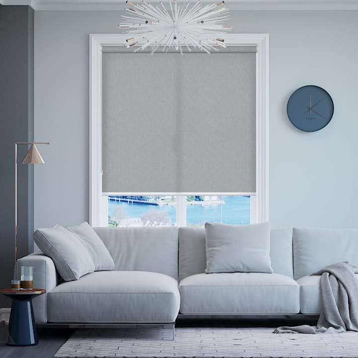 Suede Madrid Translucent Roller Blinds