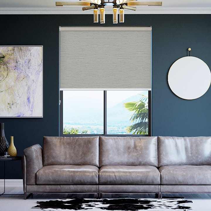 Platinum Monte Carlo Blockout Roller Blinds