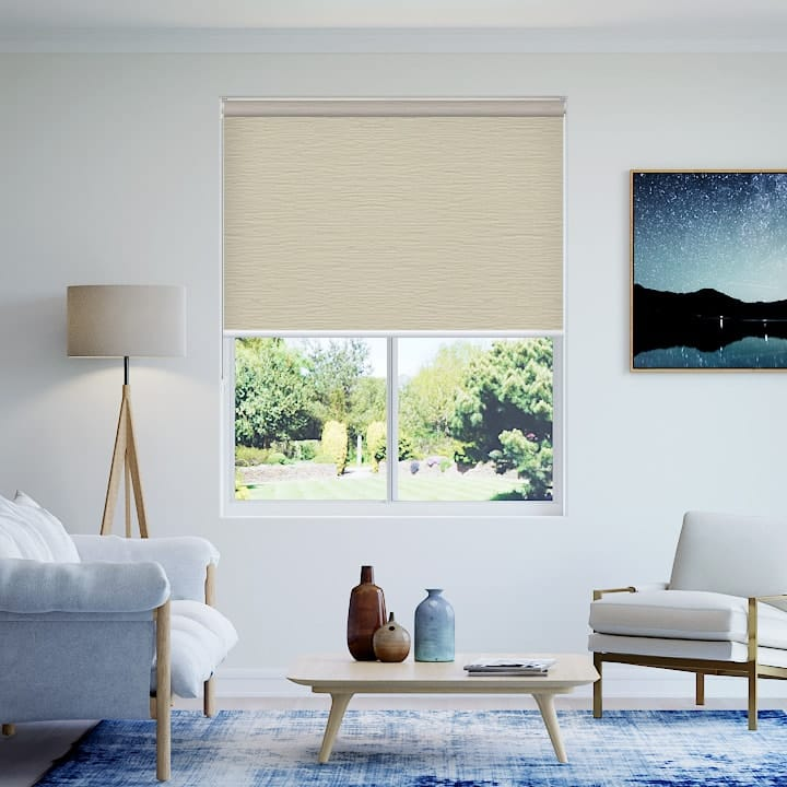 Sesame Monte Carlo Blockout Roller Blinds