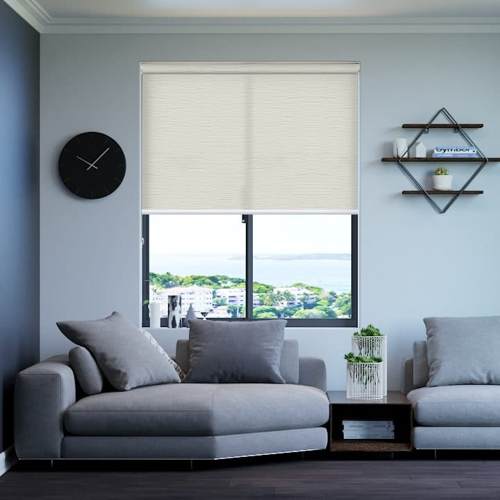 Pearl Monte Carlo Translucent Roller Blinds