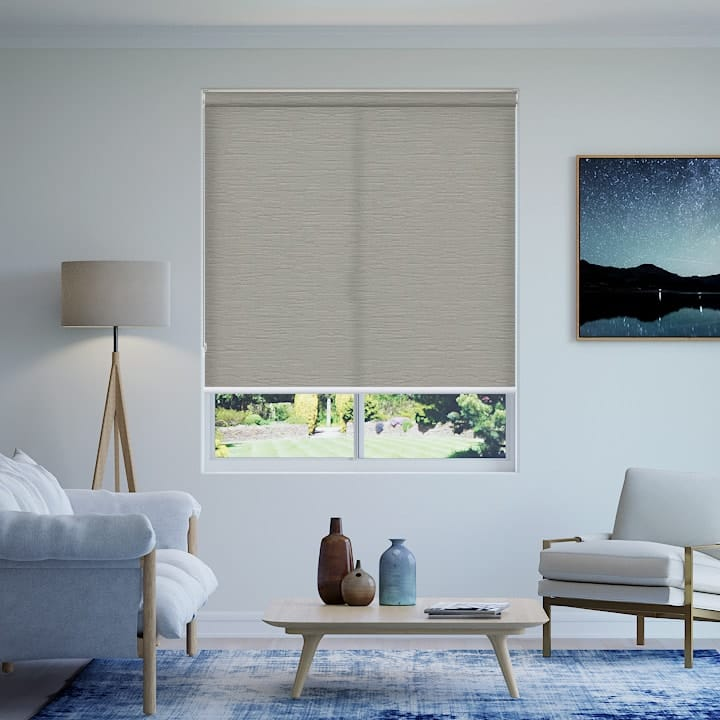 Platinum Monte Carlo Translucent Roller Blinds